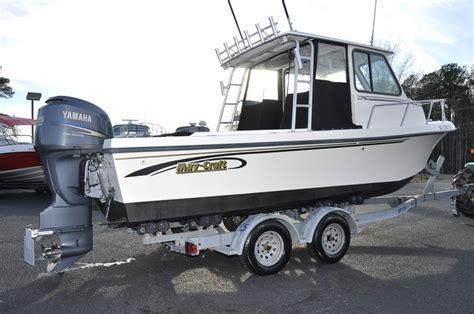maycraft pilot house boats sale may craft 2300 xl pilot house w low hour f225 yamaha