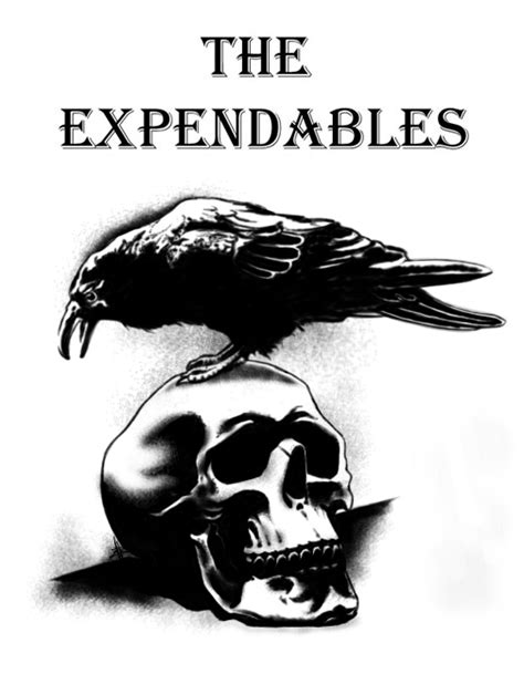 expendables tattoo hd the expendables by psichodelic on deviantart