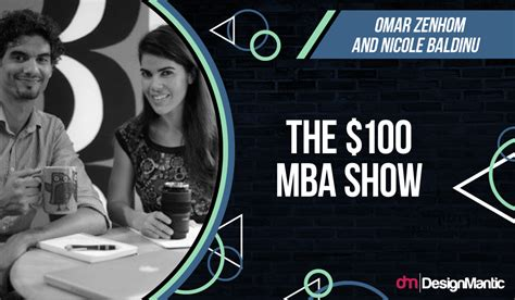 100 Mba Show by 20 Small Business Podcasts Designmantic The Design Shop