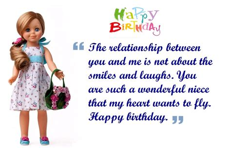 Baby Niece Birthday Quotes 50 Niece Birthday Quotes And Images Happy Birthday Wishes