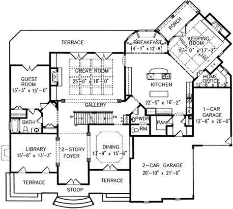 studio 54 floor plan european style house plan 5 beds 4 5 baths 5326 sq ft
