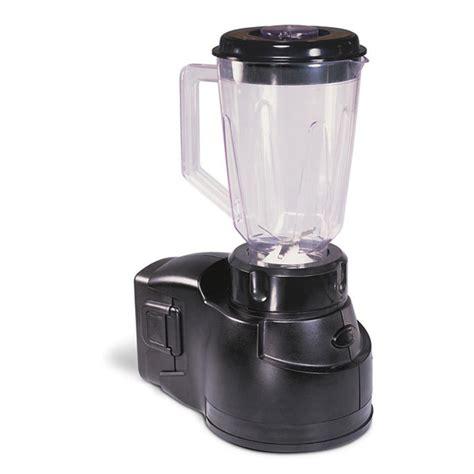 Blender Rechargeable Portabel roadpro 174 cordless rechargeable quot to go quot drink maker blender black 88792 at