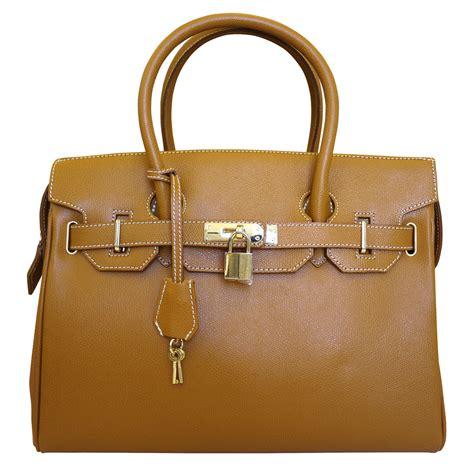 leather bags designer birkin style leather handbag fb store