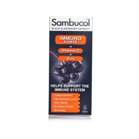 Sambucol For Uk Version sambucol immuno forte uk version 3 years up