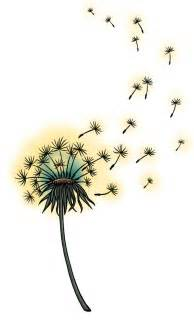 dandelion tattoos designs ideas and meaning tattoos for you
