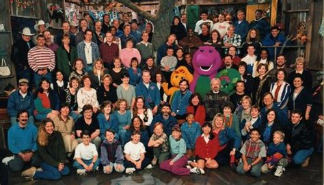 Barney And The Backyard Cast Where Are They Now by Image B300castcrew Jpg Barney Wiki