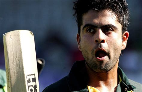 ahmad shahzad was just tested positive for the use of