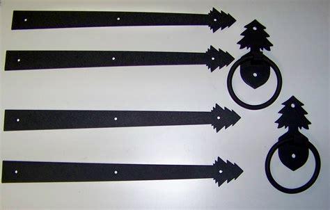 garage door decorative hardware kit