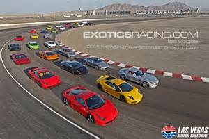 Racing Las Vegas Owner Of Exotics Racing Las Vegas Places Second In Nascar