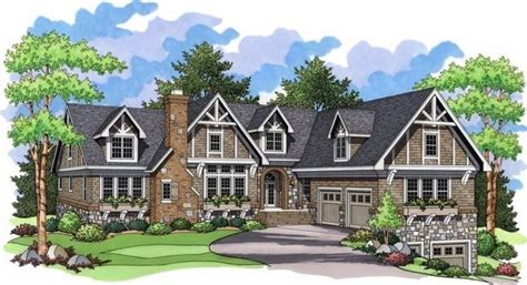 hillside walkout basement house plans pin by julie clark on home exteriors