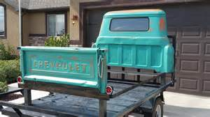 Chevrolet Bed Tailgate Customs Size 1958 Chevrolet Truck