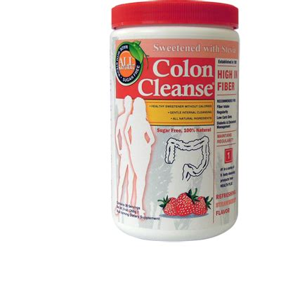 Stevia Detox by Colon Cleanse All Sweetened Strawberry Stevia