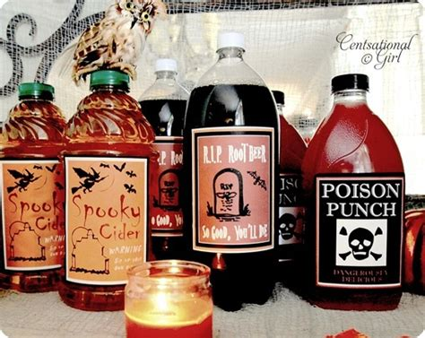 halloween drink names it s written on the wall freebies family friendly