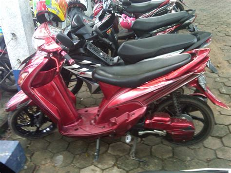 Modifikasi Mio Sporty 2007 by Modifikasi Chrome Yamaha Mio Sporty Cari Tau