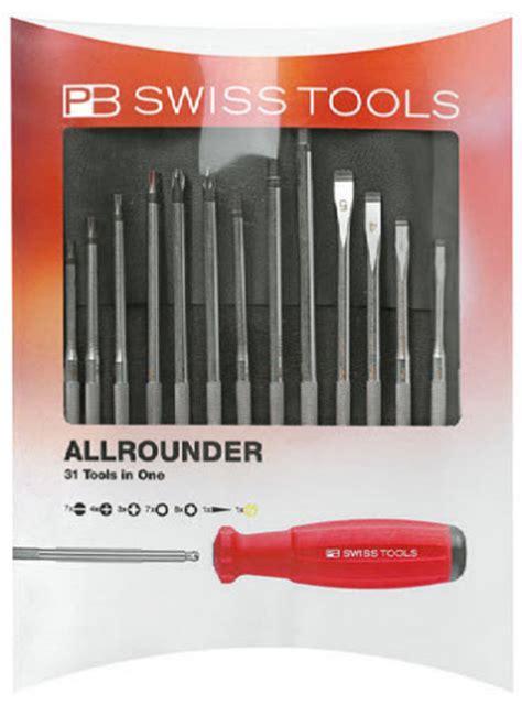 Kunci L Pb Swiss pb swiss tools allrounder handyman