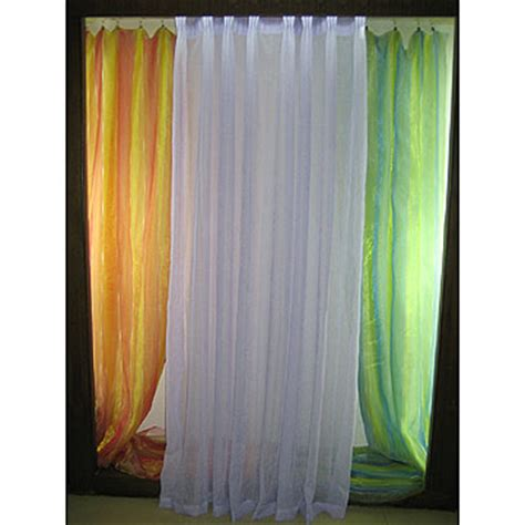 how to dress a window with voile and curtains how to dress windows with voile ehow uk