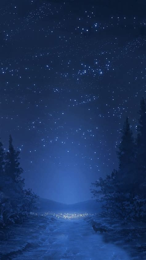 wallpapers for iphone 5 night night sky phone wallpaper wallpapersafari