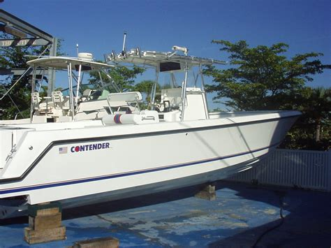 contender boats for sale long island contender 33 tournament 2007 for sale the hull