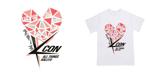 kpop design contest k pop fans hawaii kcon 2013 limited edition t shirt