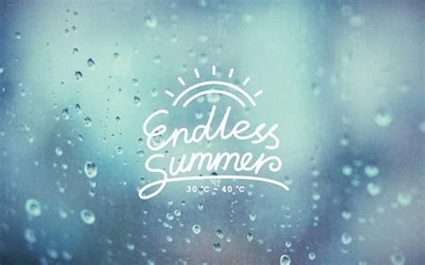 Rainy Summer by Rainy Summer Hdwallpaperfx
