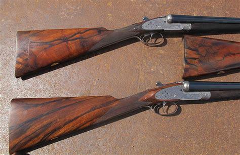 Handmade Rifle Stock - made stocks george gibbs ltd