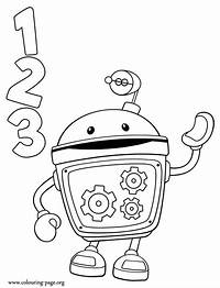 Team Umizoomi Coloring Pages  AZ