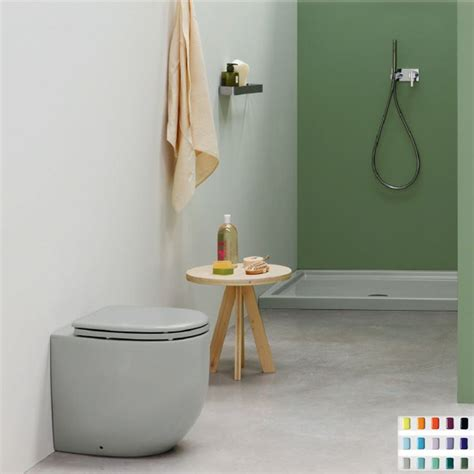 nic design milk toilet gaia interni made in italy design onlineback to wall wc