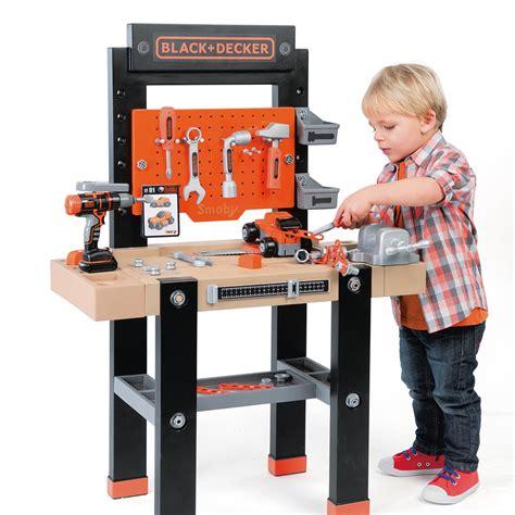 speelgoed werkbank smoby black decker werkbank center online kopen lobbes nl