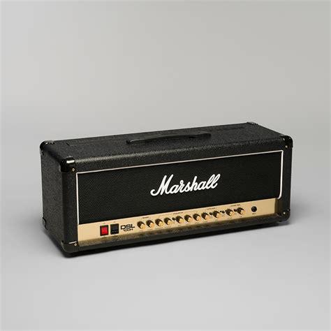 testata marshall marshall dsl100h testata 2 canali 100 watt all valve
