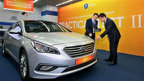 Hyundai Service by World Stage For Hyundai Kia Service Advisers