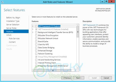 install windows 10 via wsus 7 wackytechtips