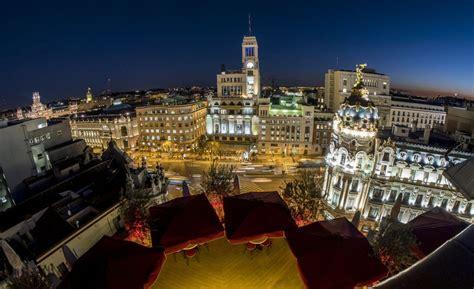 fotos las  mejores terrazas de madrid el viajero el pais