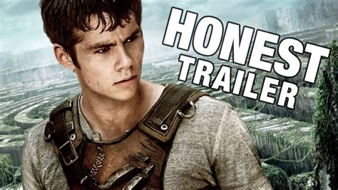 film maze runner trailer an honest trailer for the sci fi dystopian action thriller