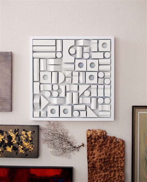 Diy Wall Decorations by Diy Foam Fitting Wall Decor Foam Wall
