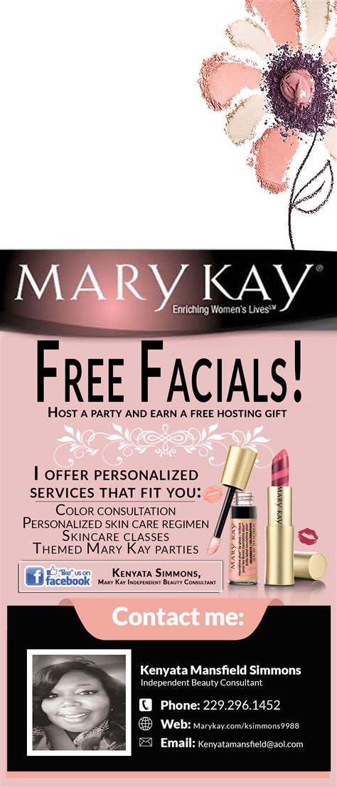 mary kay templates for flyers famous mary kay flyer templates pictures inspiration