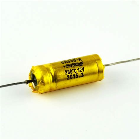 does tantalum capacitor polarity buy ca53d 200 high temperature tantalum capacitor ca53d 200 high temperature tantalum