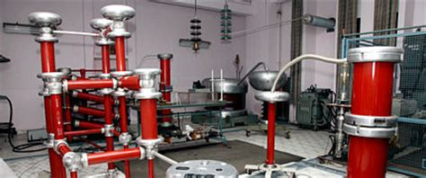 high voltage labs in india high voltage lab