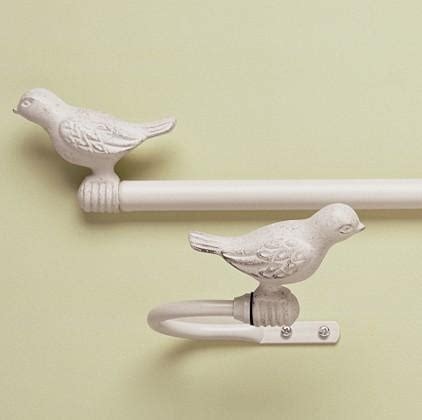 bird finials for curtain rods best 25 bird bedroom ideas on pinterest