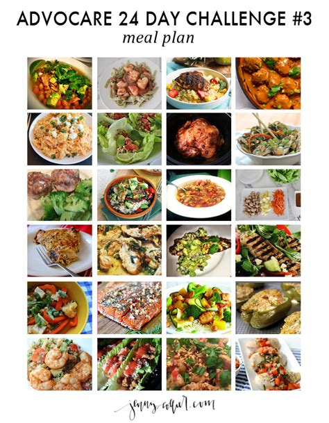 meal ideas for advocare 24 day challenge what is advocare weight loss program