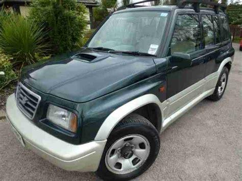 Suzuki Vitara 1997 For Sale Suzuki 1997 Grand Vitara 2 0 Td 5dr Car For Sale