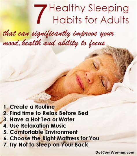 1000 images about good sleep habits on pinterest sleep image gallery healthy sleep habits adults