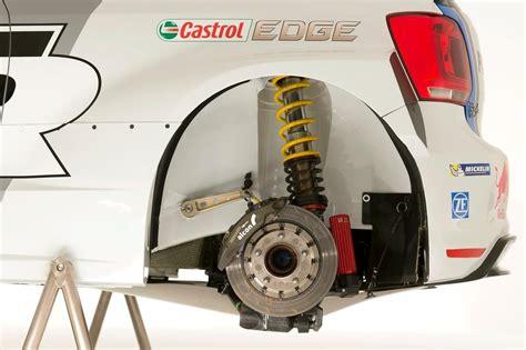 car rear suspension volkswagen polo wrc car rear suspension