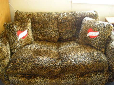 leopard print 183 a sofa 183 upholstery on cut out