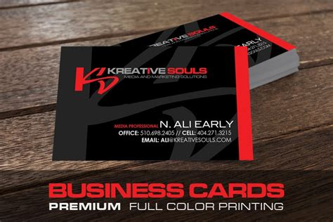 Uga Business Card Template by Business Card Printing In Atlanta Image