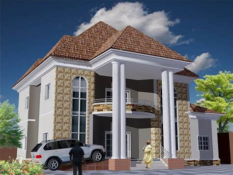 house designs floor plans nigeria joe construction company 5 6 bedrooms duplex and 4