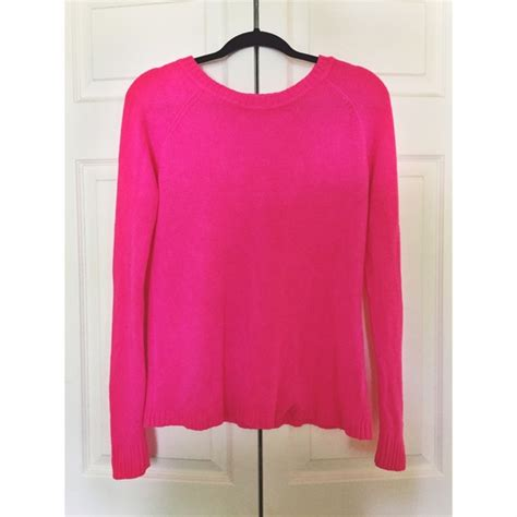 Sweater Neon 50 forever 21 sweaters forever 21 neon pink sweater from megana s closet on poshmark