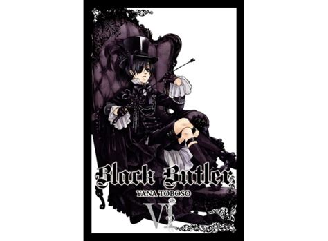 Black Butler Vol 17 1 black butler edition vol 6 dodax ca