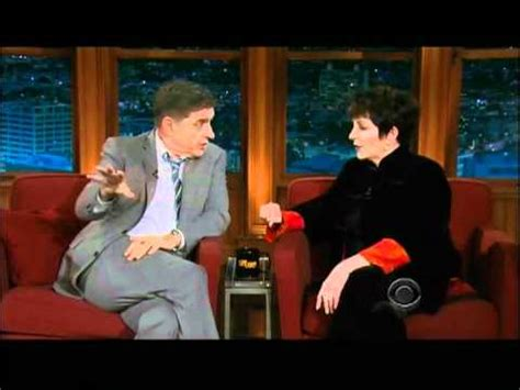 Liza Minnelli Is On Craig craig ferguson 10 14 11c late late show liza minnelli