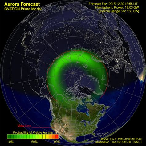 when do the northern lights happen borealis to light up sky in parts of u s nbc4