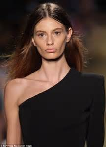 skinny faces pics manning cartell criticised for using model who looks like